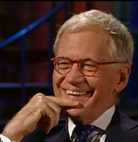 David Letterman on Charlie Rose Show 1-4-2013.